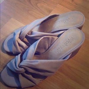 Madewell Sari Criss Cross Sandal